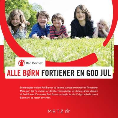 Årets Donationsgave 2019 (RED-DONATION1)